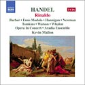 Naxos Charpentier CD Cover